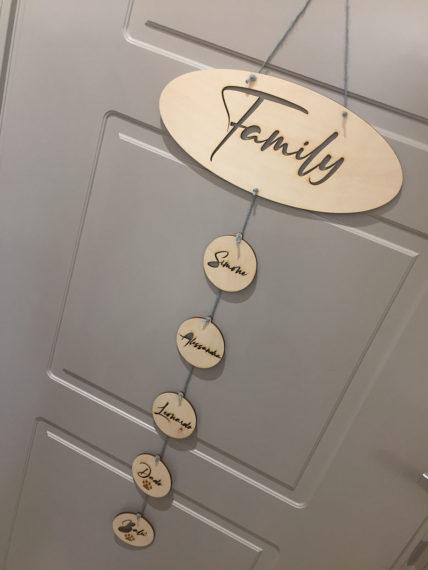 fuoriporta family legno
