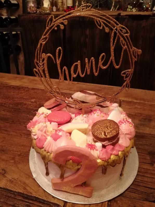 cake topper glitter