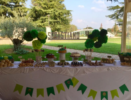 compleanno nel parco