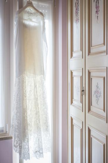 abito sposa vintage