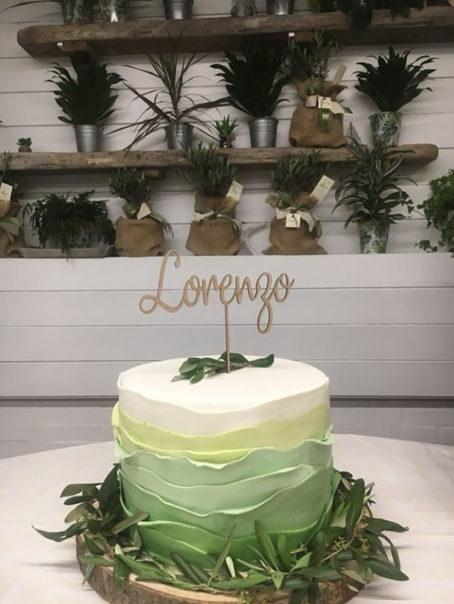 cake topper nome
