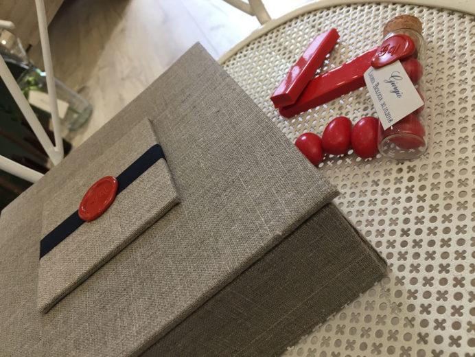 scatola portaconfetti