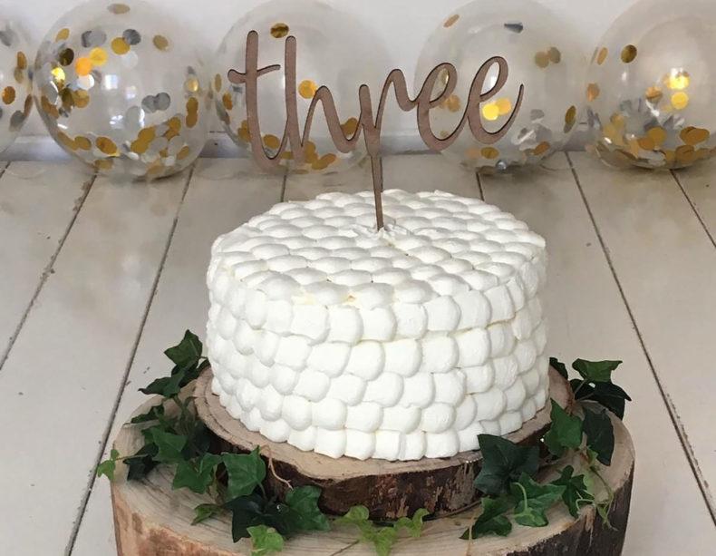 cake topper ridim